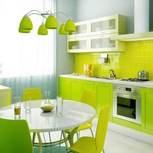 virtuve salotine